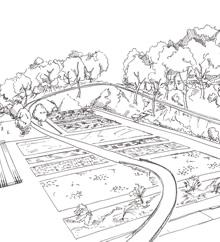 LARCH – Skizzenbeiträge zu einer Wettbewerbsteilnahme